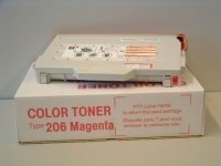 Ricoh Magenta Laser Toner Cartridge - 6000 Page 6000pages magenta ( 400318 )