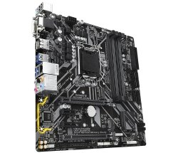 Gigabyte H370M DS3H Intel H370 LGA 1151 (Buchse H4) ATX Motherboard ( H370M DS3H )