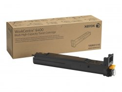 Xerox High Capacity Black Toner Cartridge (12,000 pages) ( 106R01316 )