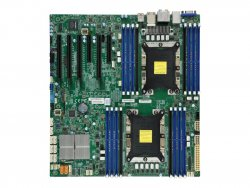 Supermicro X11DAi-N Intel C621 LGA 3647 (Socket P) Extended ATX server/workstation motherboard ( MBD-X11DAI-N-O )