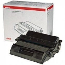 OKI Black drum/toner cartridge f B6100 15000sh 15000pages Black ( 09004058 )