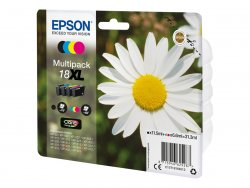 Epson C13T18164012 6.6ml 11.5ml 470pages 450pages Black, Cyan, Magenta, Yellow ink cartridge ( C13T18164012 )