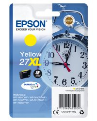 Epson C13T27144012 10.4ml 1100pages Yellow ink cartridge ( C13T27144012 )