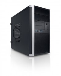 Office PC ECC | piranha Home Office PC mit Intel Xeon E3-1245v6 3,7GHz, 16GB ECC RAM, 500GB SSD, intel HD Graphics P630
