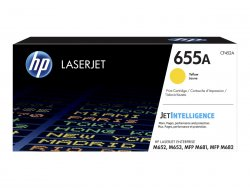 HP 655A Laser toner 10500pages Yellow ( CF452A )