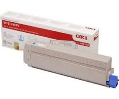 OKI 45862816 Laser toner 10000pages Cyan toner cartridge ( 45862816 )