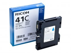 Ricoh 405762 ink cartridge Cyan ( 405762 )