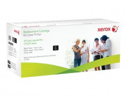 Xerox Black toner cartridge. Equivalent to HP CE740A. Compatible with HP Colour LaserJet CP5225 ( 106R02261 )