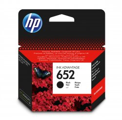 HP 652 - F6V25AE - Tinte schwarz - für Deskjet Ink Advantage 26XX Ink Advantage 37XX Ink Advantage 50XX Ink Advantage 52XX