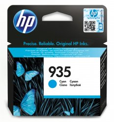 HP 935 Cyan Original Ink Cartridge ( C2P20AE )