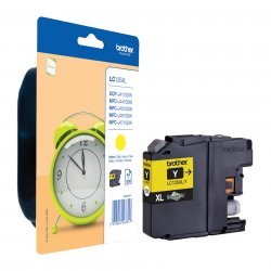 Brother LC-125XLY ink cartridge Yellow ( LC-125XLY )