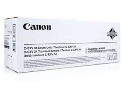 Canon C-EXV 34 43000 pages Black ( 3786B003 )