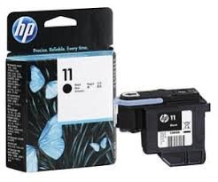 HP 11 Black Printhead ( C4810A )