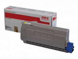 OKI 45396301 toner cartridge Laser toner 6000 pages Yellow ( 45396301 )