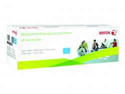 Xerox Cyan toner cartridge. Equivalent to HP CE411A. Compatible with HP Colour LaserJet M351A, Colour LaserJet M375MFP, Colour LaserJet M451, Colour LaserJet M475 MFP ( 006R03015 )