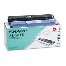 Sharp (Original) AL-80TD Toner black