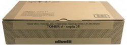Olivetti Toner Cartridge for Copia 25/35/40 Laser cartridge 34000 pages Black ( B0381 )