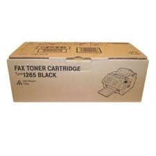 Ricoh 1265 Fax Toner Laser cartridge 4300pages Black ( 412638 )