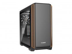 be quiet! Silent Base 601 Window computer case Midi-Tower Black,Orange ( BGW25 )