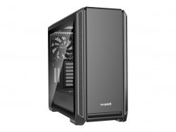 be quiet! Silent Base 601 Window computer case Midi-Tower Black,Silver ( BGW27 )