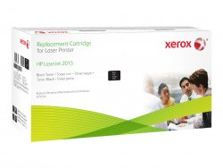 Xerox Black toner cartridge. Equivalent to HP Q7553A. Compatible with HP LaserJet P2015 ( 106R02339 )