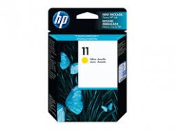 HP 11 Yellow Original Ink Cartridge ( C4838A )