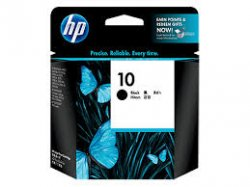 HP 10 Black ink cartridge ( C4844AE )