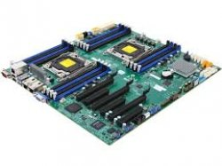 Supermicro X10DRi Intel C612 LGA 2011 (Socket R) Extended ATX server/workstation motherboard ( MBD-X10DRI-O )