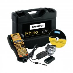 DYMO RHINO 5200 Kit label printer Thermal transfer 180 x 180 DPI ( S0841400 )