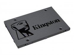 Kingston SSDNow UV500 - Solid-State-Disk - verschlüsselt - 480 GB - intern - 2.5 (6.4 cm) ( SUV500/480G )