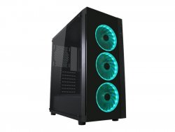 LC-Power Gaming 995B computer case Midi-Tower Black,Transparent ( LC-995B-ON )