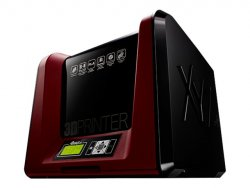 XYZprinting da Vinci Jr. 1.0 Pro 3D printer Fused Filament Fabrication (FFF) ( 3F1JPXEU01B )