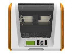 XYZprinting da Vinci Junior 1.0 3D printer Fused Filament Fabrication (FFF) ( 3F1J0XEU00E )