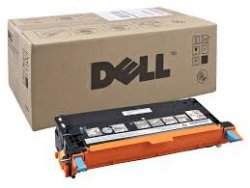 Dell 593-10171 -  PF029 - CT350453 - Toner cyan - für Color Laser Printer 3110cn; Multifunction Color Laser Printer 3115cn