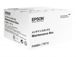 Epson PXMB4 - T6712 - C13T671200 - Maintenance Box - für WorkForce Pro WF-6090, 6590, 8010, 8090, 8090 D3TWC, 8510, 8590, R8590, R8590 D3TWFC