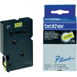 Brother Labelling Tape 12mm ( TC-601 )