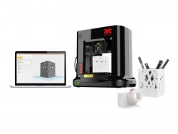 XYZprinting da Vinci mini w+ 3D printer Fused Filament Fabrication (FFF) Wi-Fi ( 3FM3WXEU01B )