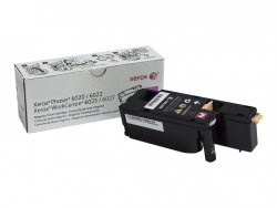 Xerox Phaser 6020/6022 WorkCentre 6025/6027 Standard Capacity Magenta Toner Cartridge (1,000 Pages) ( 106R02757 )