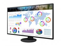 EIZO FlexScan EV3285 LED display 80 cm (31.5 Zoll) 4K Ultra HD Flach Schwarz ( EV3285-BK )