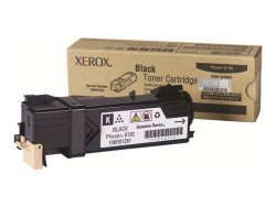 Xerox Black Toner Cartridge, Phaser 6130 ( 106R01281 )
