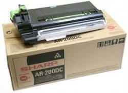 Sharp AR-200DC Laser cartridge 15000pages Black laser toner & cartridge ( AR-200DC )