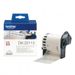 Brother Clear Continuous Film Tape ( DK-22113 )