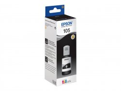 Epson 105 EcoTank Pigment Black ink bottle ( C13T00Q140 )