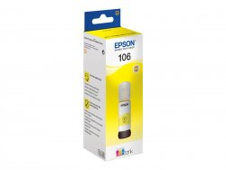 Epson 106 EcoTank Yellow ink bottle ( C13T00R440 )