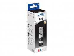 Epson 106 EcoTank Photo Black ink bottle ( C13T00R140 )