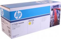 Hewlett-Packard HP 650A Toner ( CE272A ) yellow