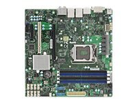 Supermicro X11SAE-M Intel C236 LGA 1151 (Socket H4) microATX server/workstation motherboard ( MBD-X11SAE-M-O )