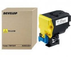 Develop A0X52D7 toner cartridge  Yellow 1 pc(s) ( A0X52D7 )