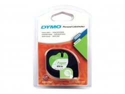 DYMO 12mm LetraTAG Paper tape label-making tape ( S0721520 )