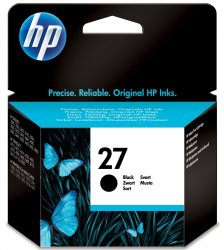 HP 27 Original Black 1 pc(s) ( C8727AE )